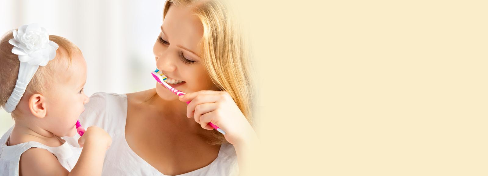 Nunca foi tão fácil e divertido escovar os dentes!